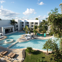 Grand Oasis Tulum grand pool