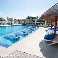 Riu Caribe quiet pool