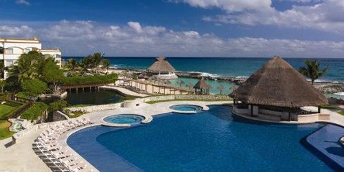 Hard Rock Hotel Riviera Maya heaven pool