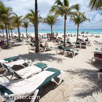 Riu Yucatan beach
