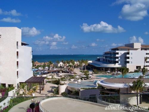 Dreams Playa Mujeres balcony view