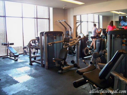Dreams Playa Mujeres fitness center