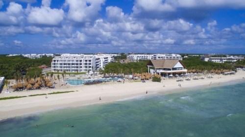 Ocean Riviera Paradise aerial view