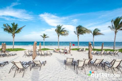 Grand Residences Riviera Cancun beach