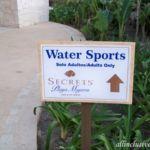 Dreams Playa Mujeres signage