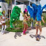 Dreams Playa Mujeres parade