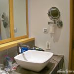 Dreams Playa Mujeres Jr. Suite bathroom