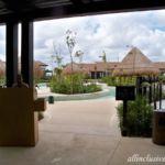 Dreams Playa Mujeres entrance to Lazy River