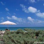 Dreams Playa Mujeres Bali bed ocean view