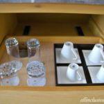 Dreams Playa Mujeres in-room glassware