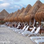 Dreams Playa Mujeres Preferred Club beach section