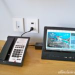 Dreams Playa Mujeres in-room tablet