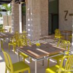 Dreams Playa Mujeres That's A Wrap outdoor seating