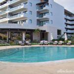 Dreams Playa Mujeres main pool entry