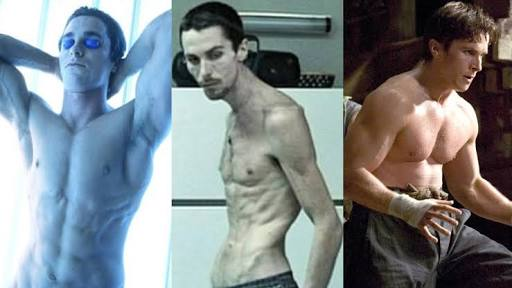 Christian Bale Steroids Usage For His Body Transformation