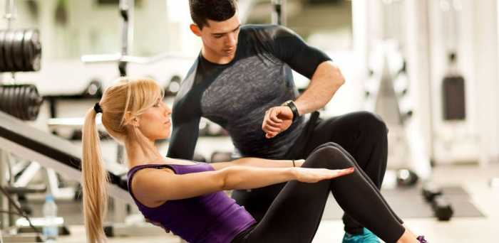 Go-Get Your Fitness Goals With A Professional Gym Trainer