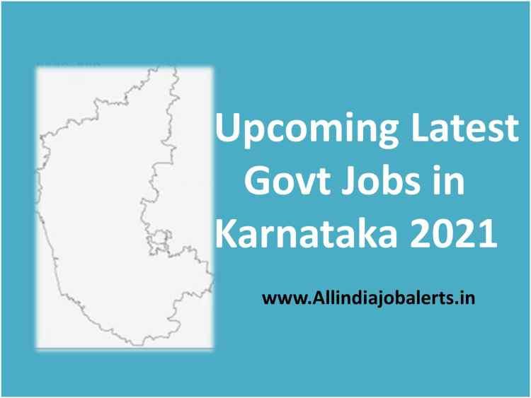 Latest Government job in Karnataka