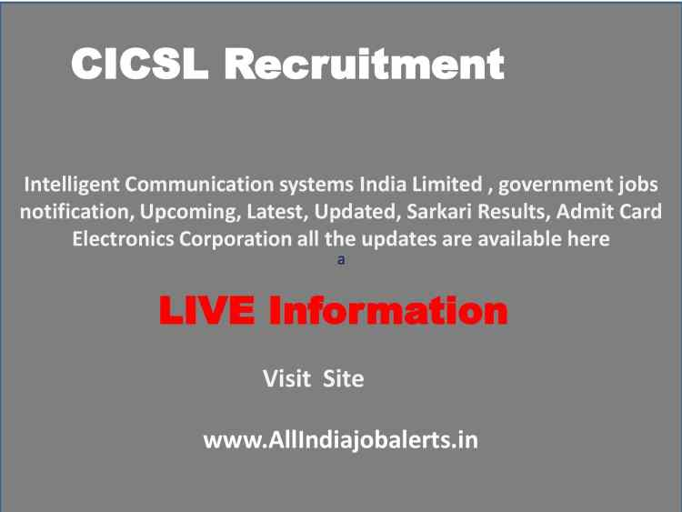Intelligent communication System India Limited