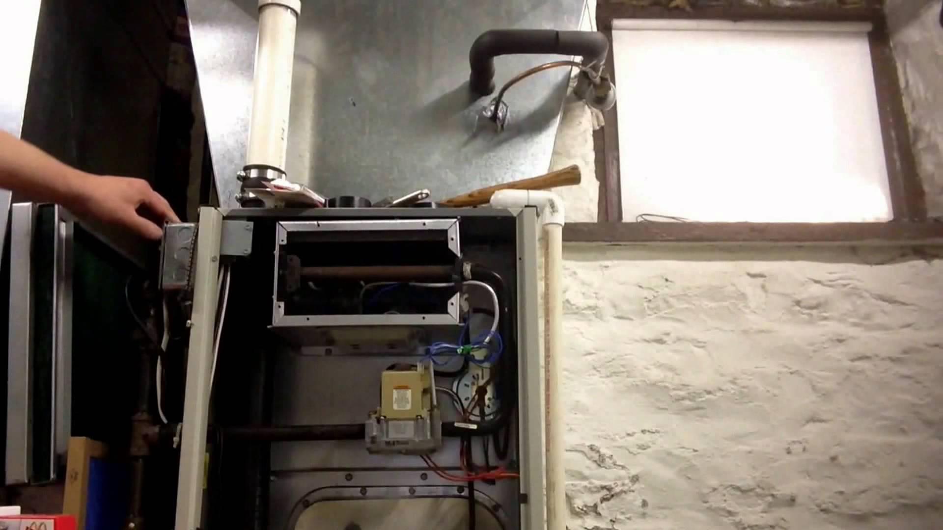 Furnace Safety Mechanisms