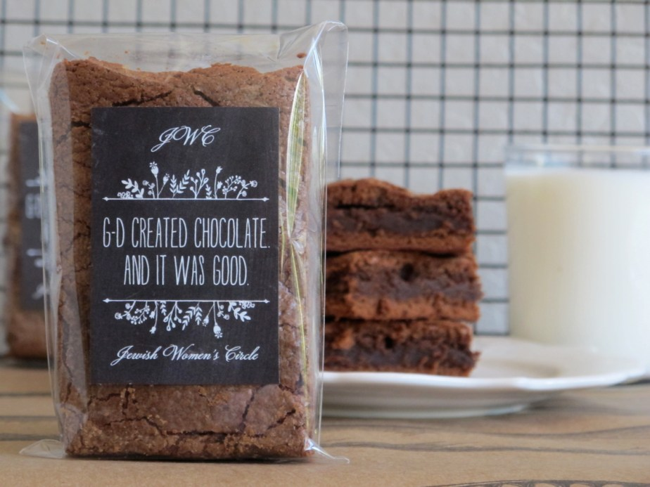 G-d Created Chocolate.