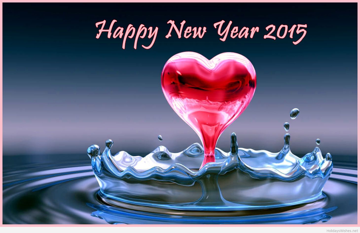 love new year wallpapers