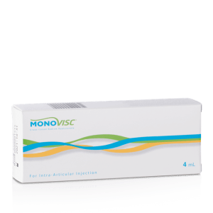 Monovisc injection