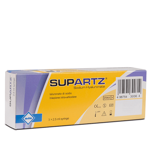 Supartz injection