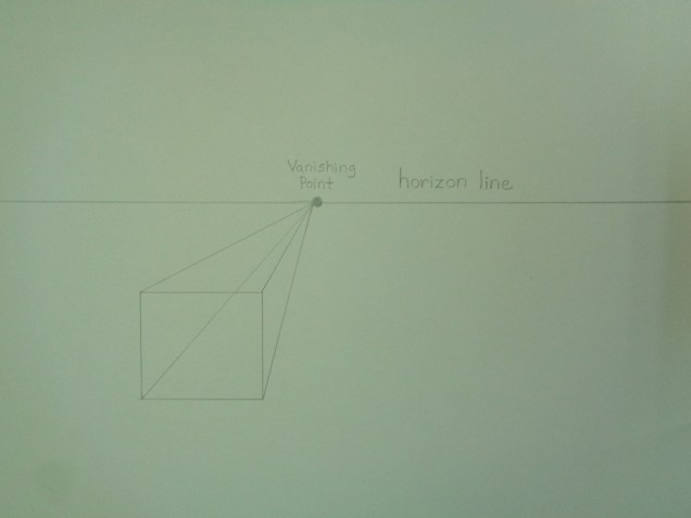 one point perspective 4