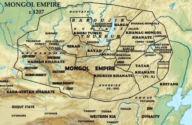 688px-Mongol_Empire_c.1207