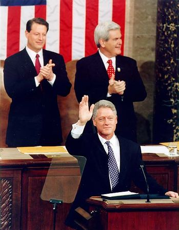 State of the Union address in 1997