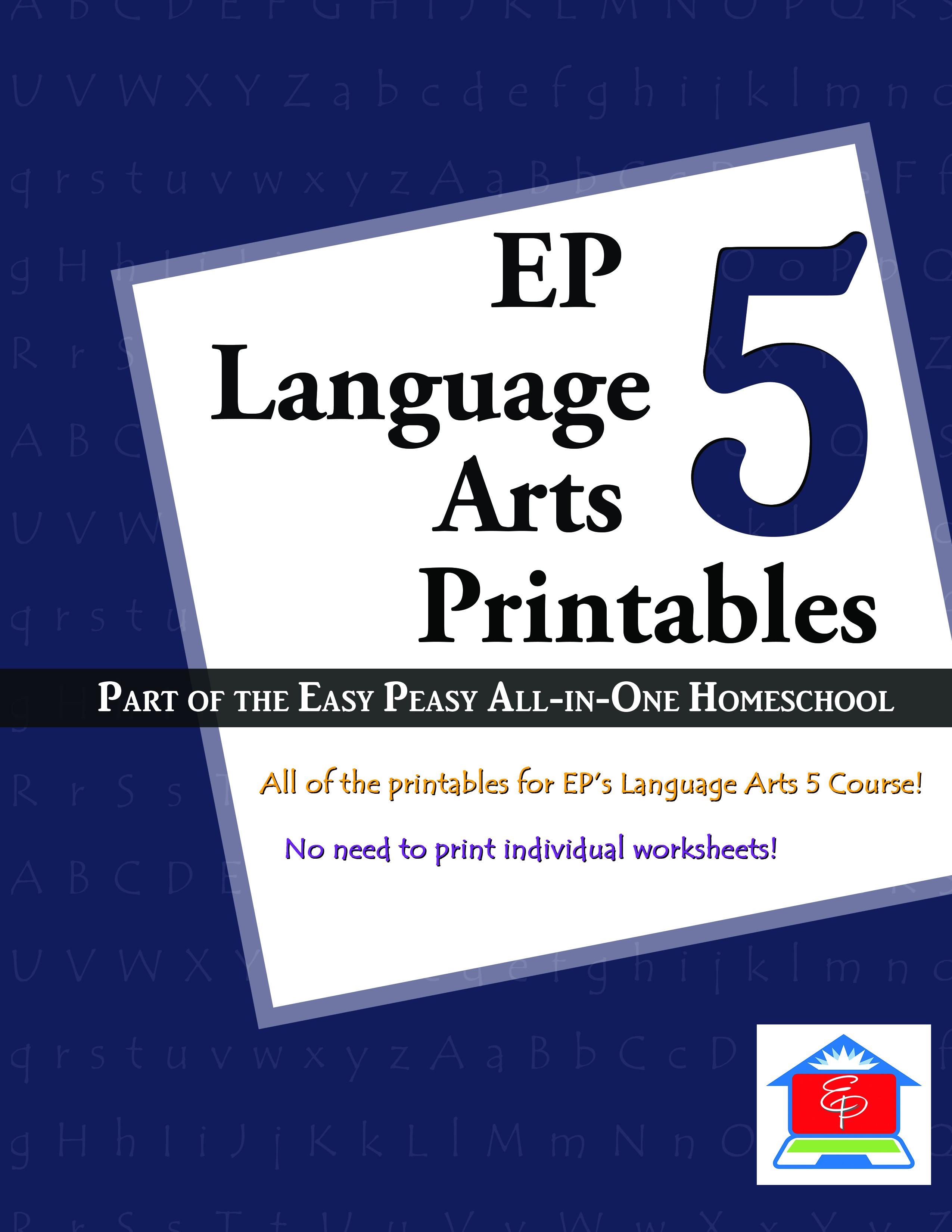 Level 5 Books Easy Peasy All In One Homeschool