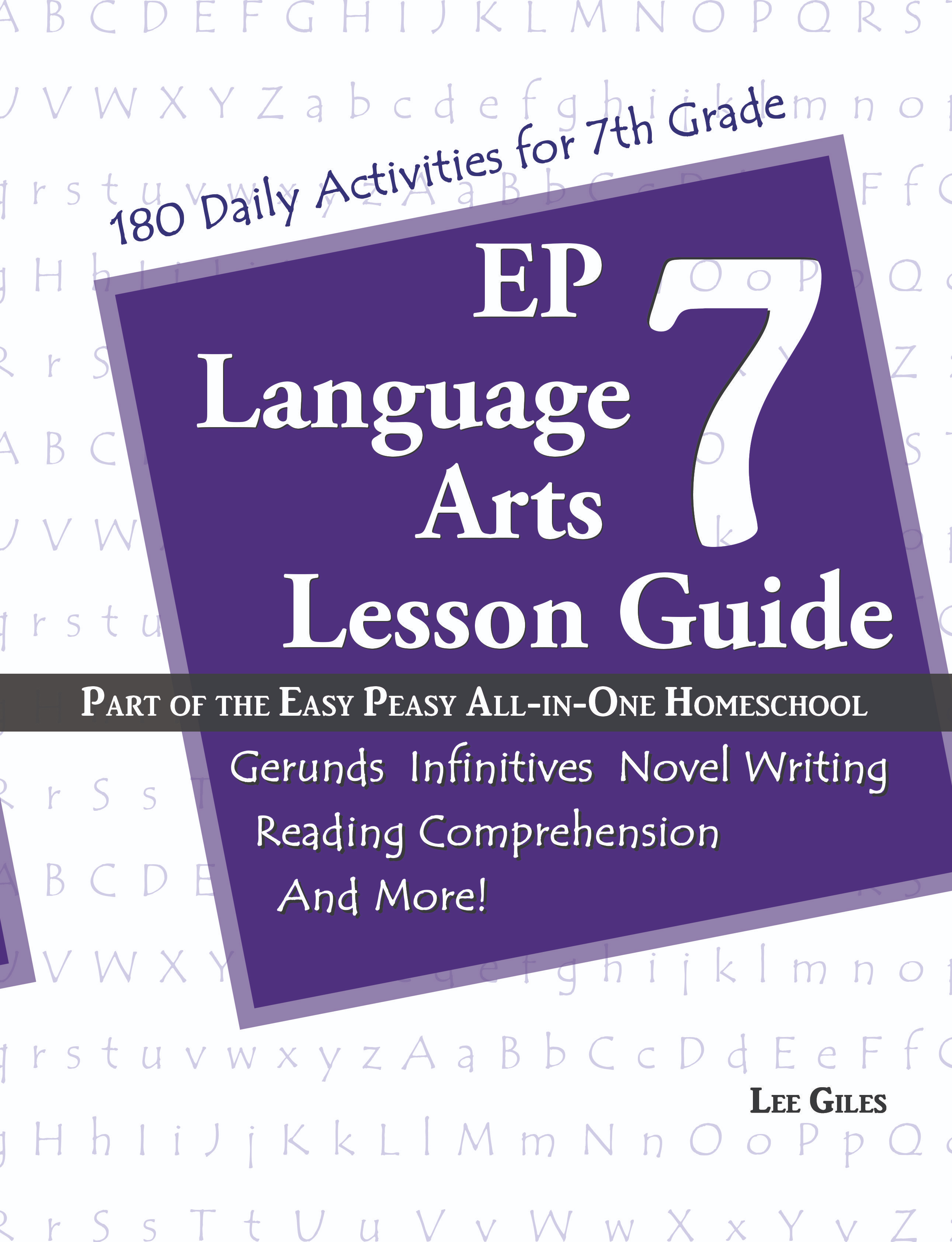 Language Arts 7 Easy Peasy All In One Homeschool