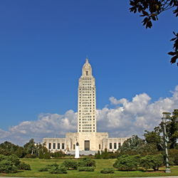 Louisiana Sports Betting Bill Heads to Governor's Office
