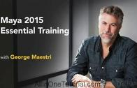 Maya 2015 Essential Video Training+Exercise Files Free Download