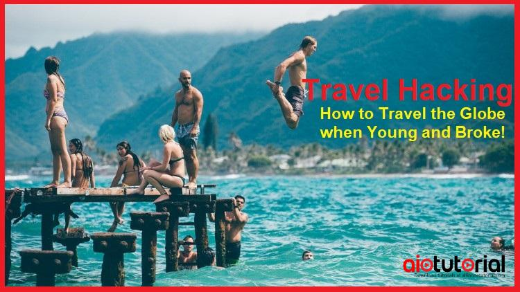 Travel Hacking Video Tutorial-How to Travel the Globe when Young and Broke (Udemy) Free Download