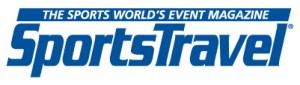 sports travel magazine logo