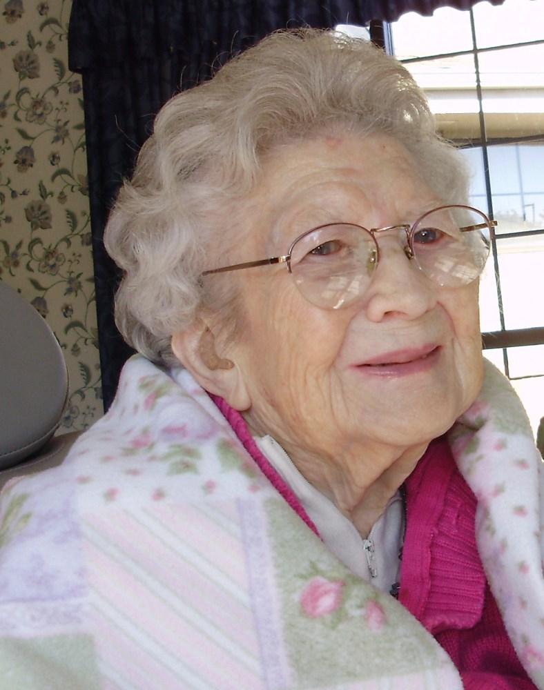 Mother's 100th Birthday