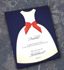 Creative way to ask your BFF to be in your wedding. (if you have not seen these you need to check them out.) Put your own spin on asking your girlfriends the oh-so important question. Will you Be My Bridesmaid?