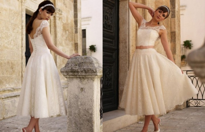 50\'s Inspired Wedding Dresses – All In The Invite