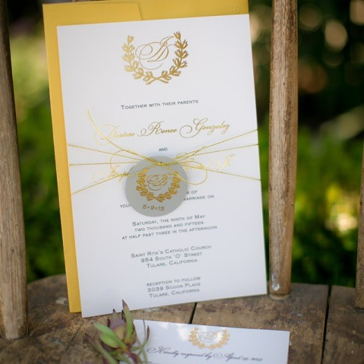 So excited over this gold foil set! #allintheinvite #goldfoilinvitations #weddinginvitations #weddinginvitations #luxurywedding #customweddinginvitation @simplysmith_