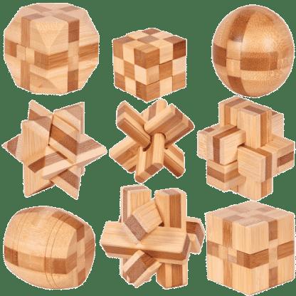 Casse tête bambou