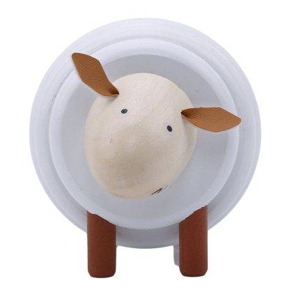 Mouton en bois 2