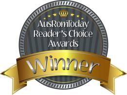 aus rom 2014 book of the year award