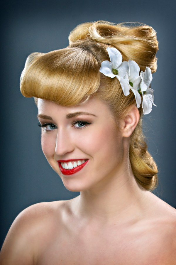 Pin Up Girl Look – A Pretty Addiction