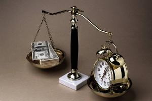 time & money balance