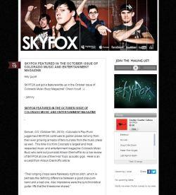 Skyfox Excerpt CMB