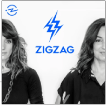 zig zag image