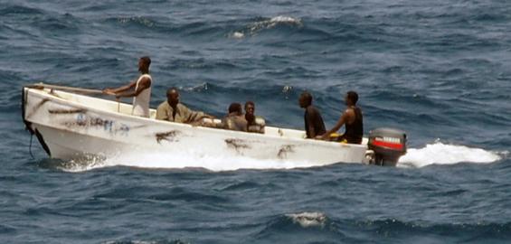 Some pirates operating off Somalia's coast claim to act as coastguards [GALLO/GETTY]