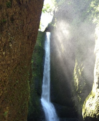 Oneonta Falls (Columbia River Gorge)