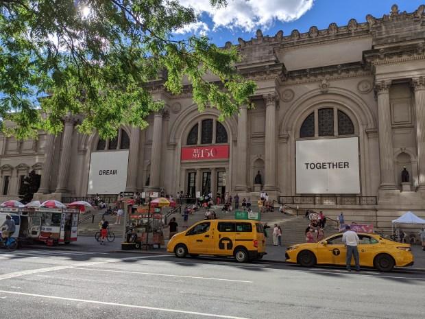 Met Museum in Manhattan